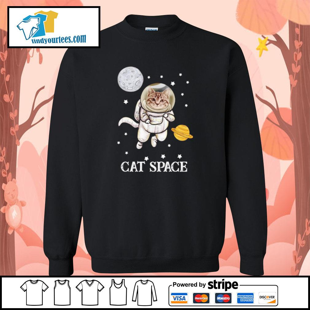 Cat astronaut space s sweater