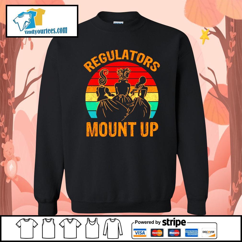 Hocus Pocus regulators mount up vintage s Sweater