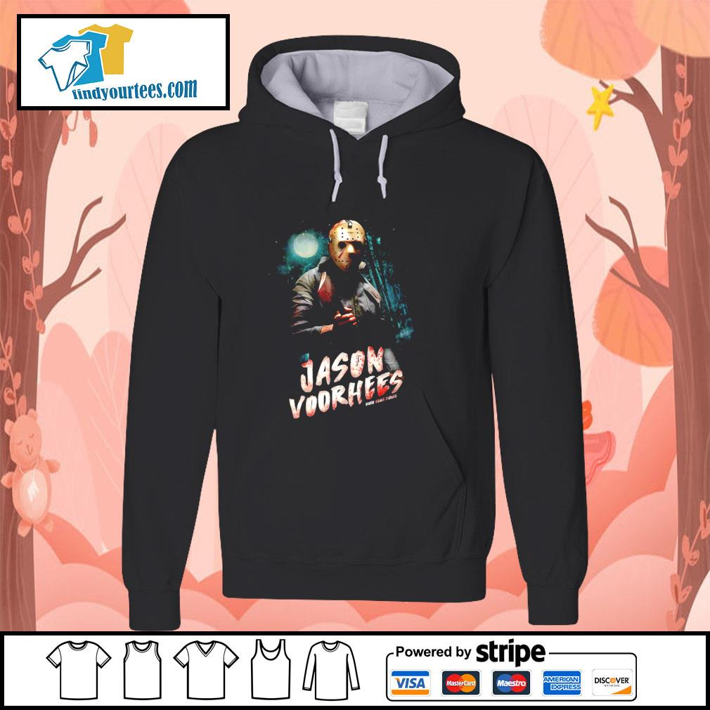 Jason voorhees sixth scale figure midnight s hoodie