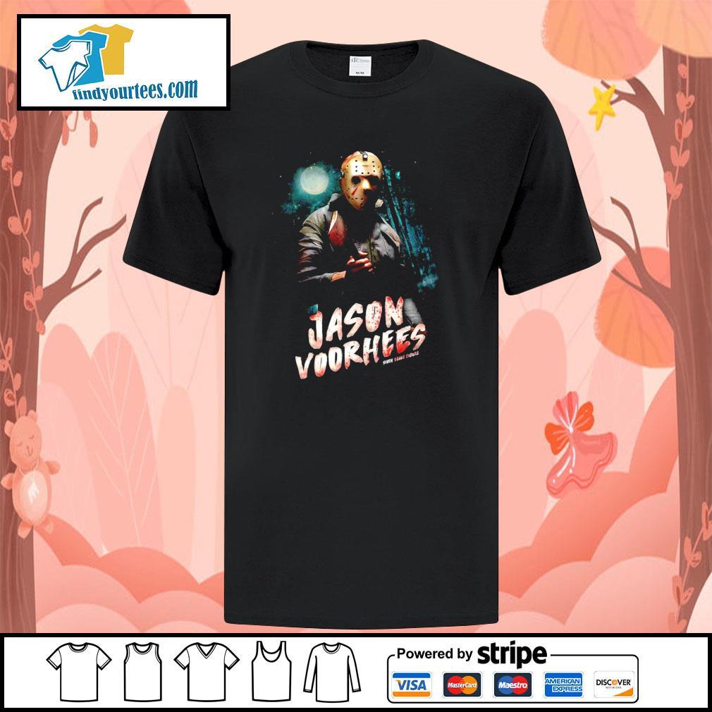 Jason voorhees sixth scale figure midnight shirt