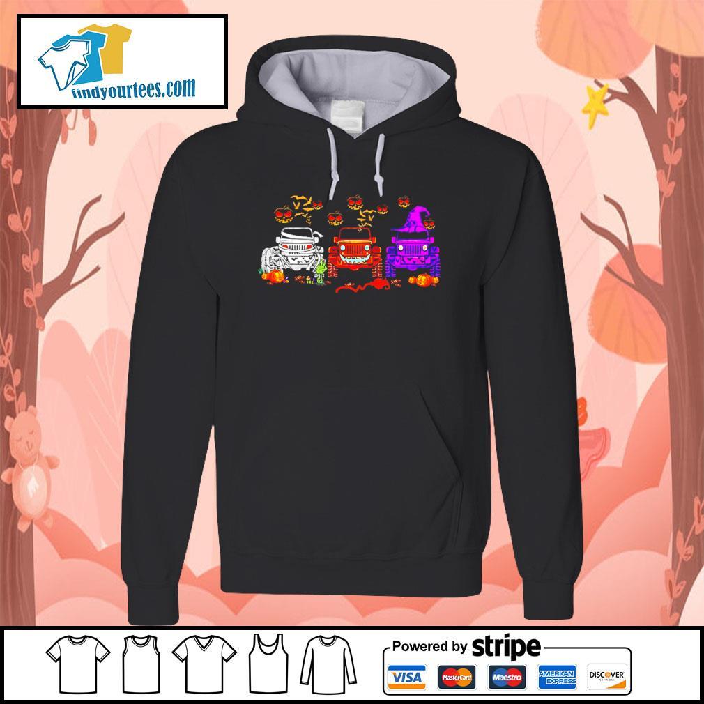 Jeep Hocus Pocus Halloween s Hoodie