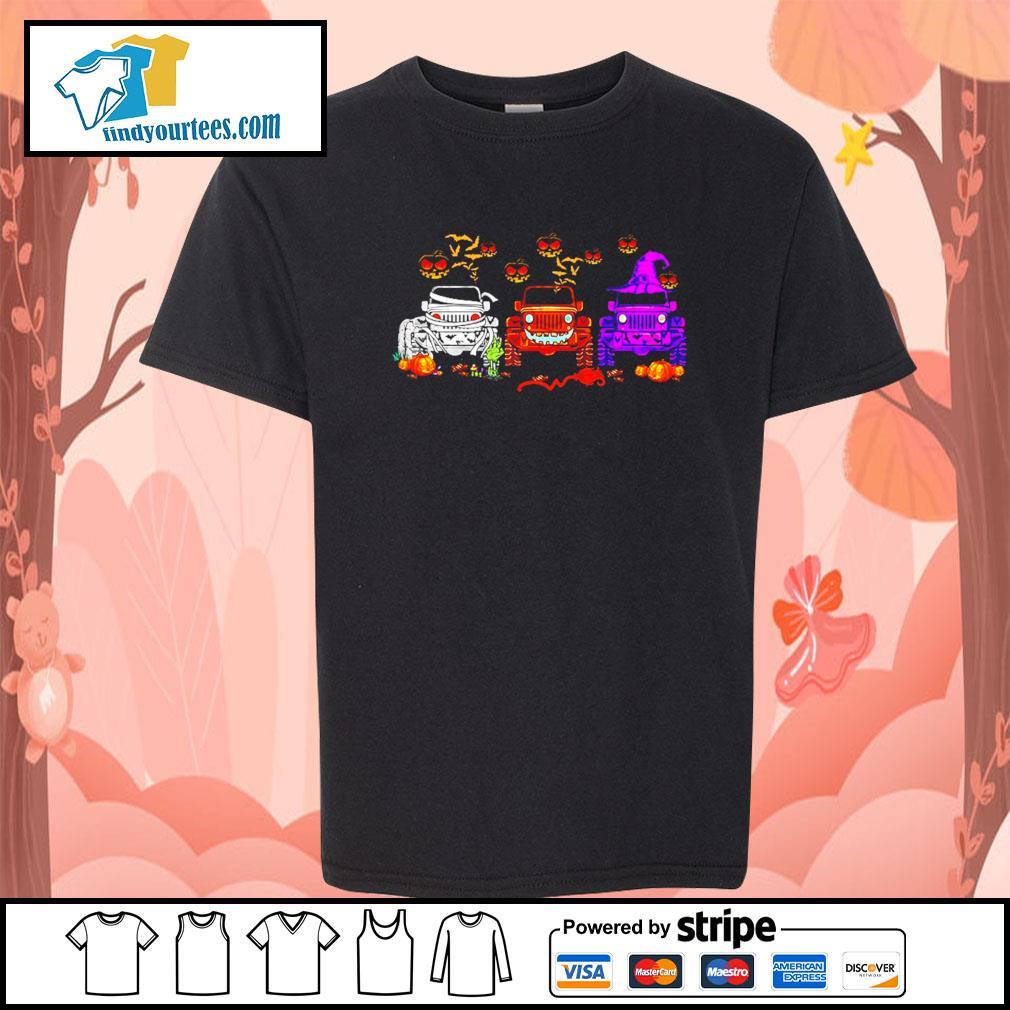 Jeep Hocus Pocus Halloween s Kid-T-shirt