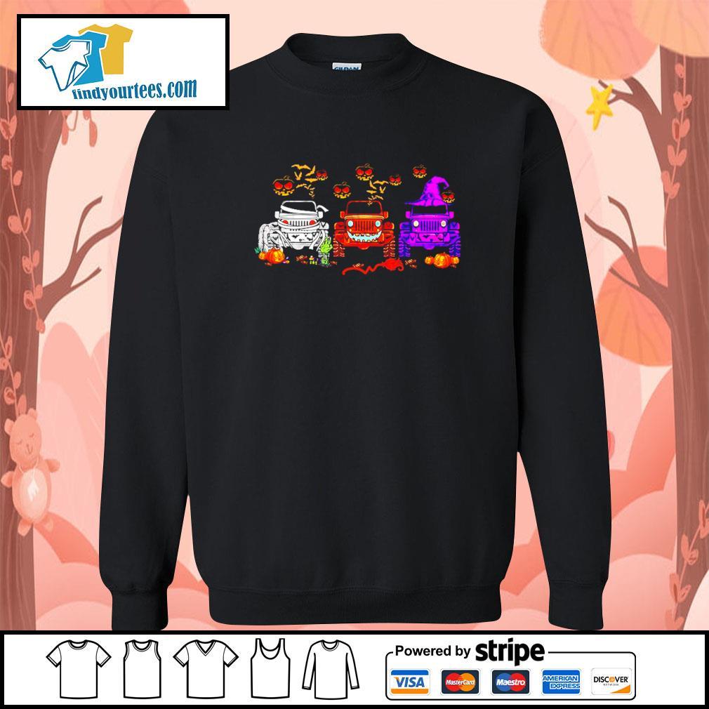 Jeep Hocus Pocus Halloween s Sweater