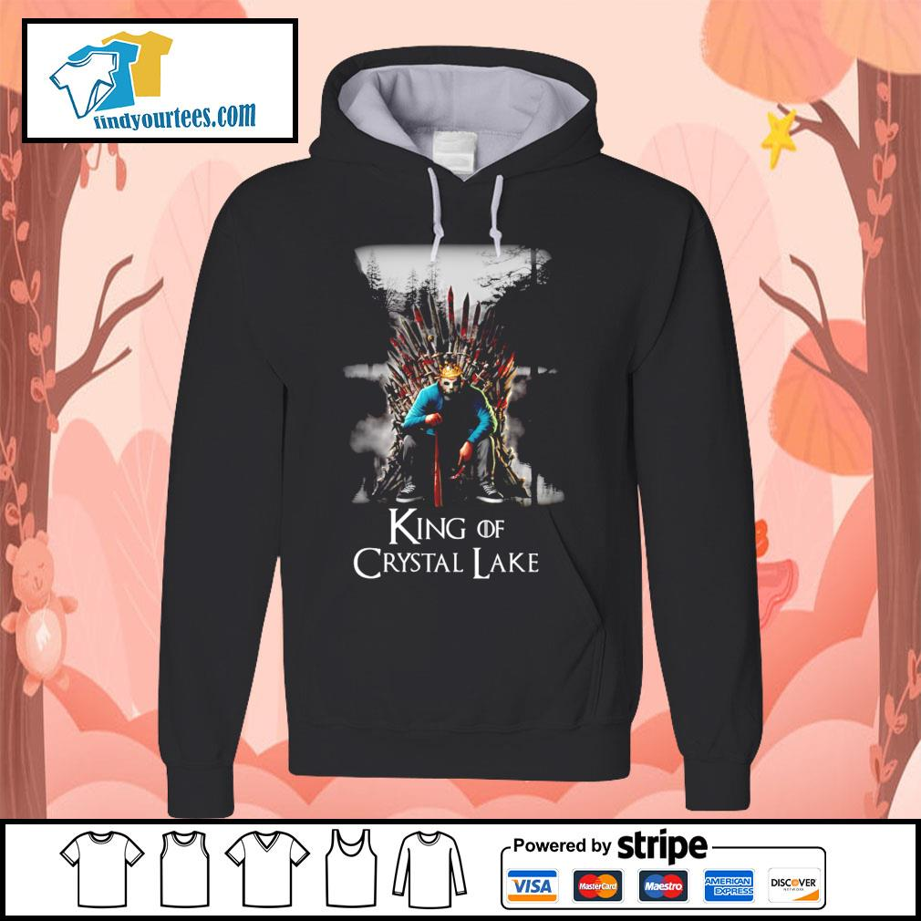 Michael Myers King of Crystal Lake s Hoodie