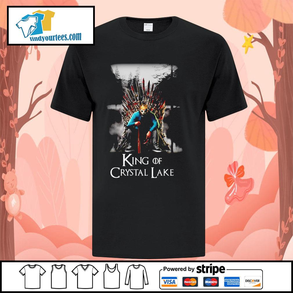 Michael Myers King of Crystal Lake shirt