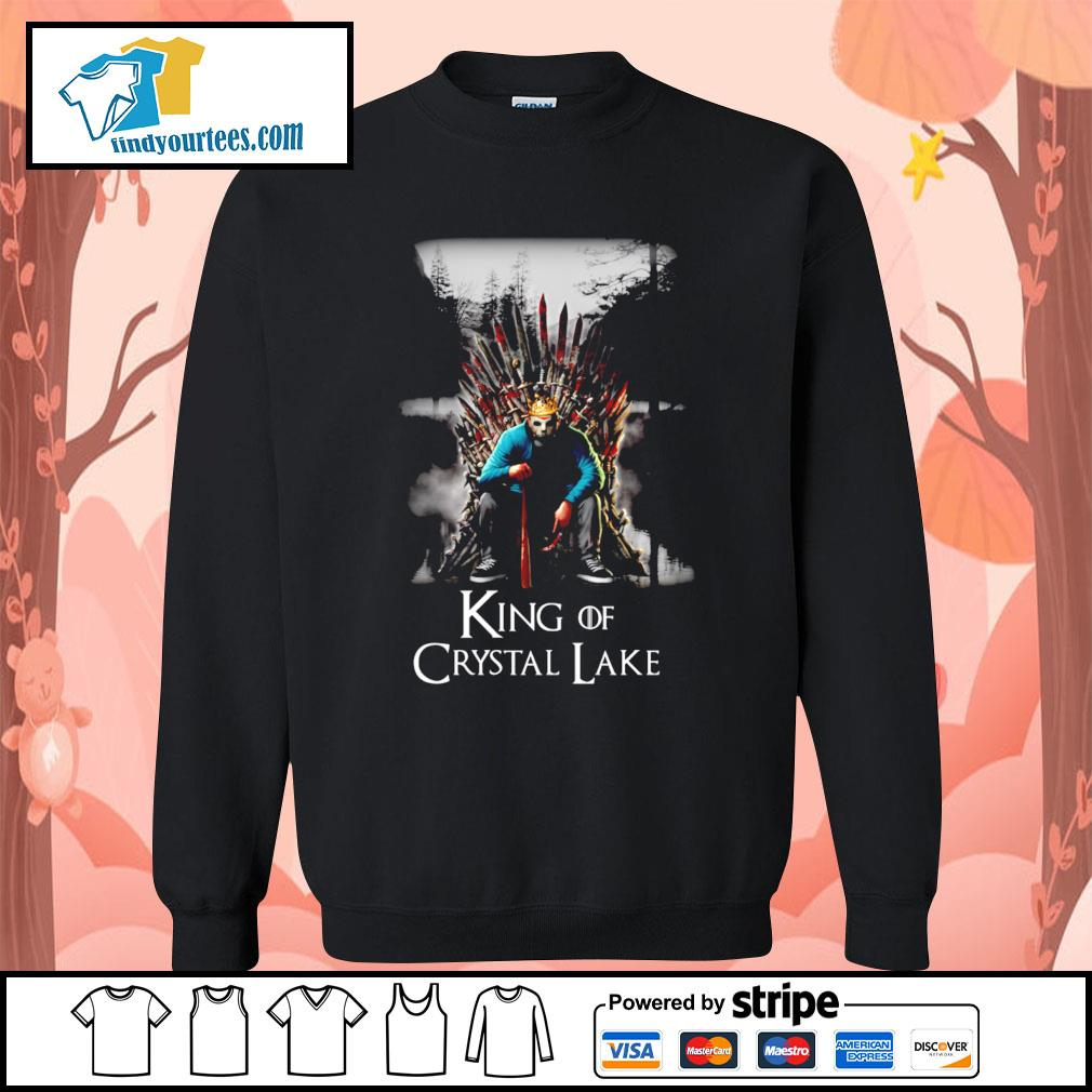 Michael Myers King of Crystal Lake s Sweater