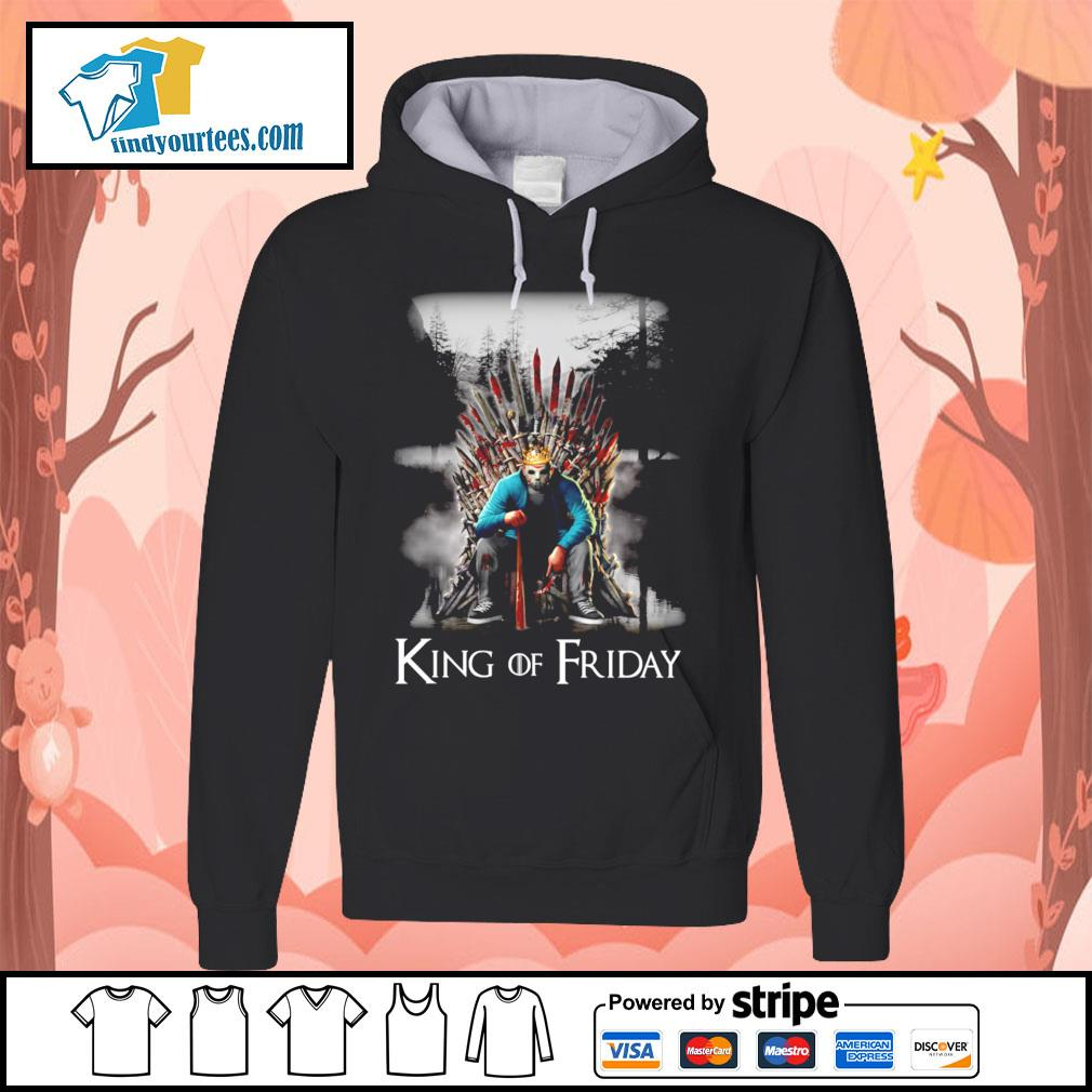 Michael Myers King of friday s Hoodie