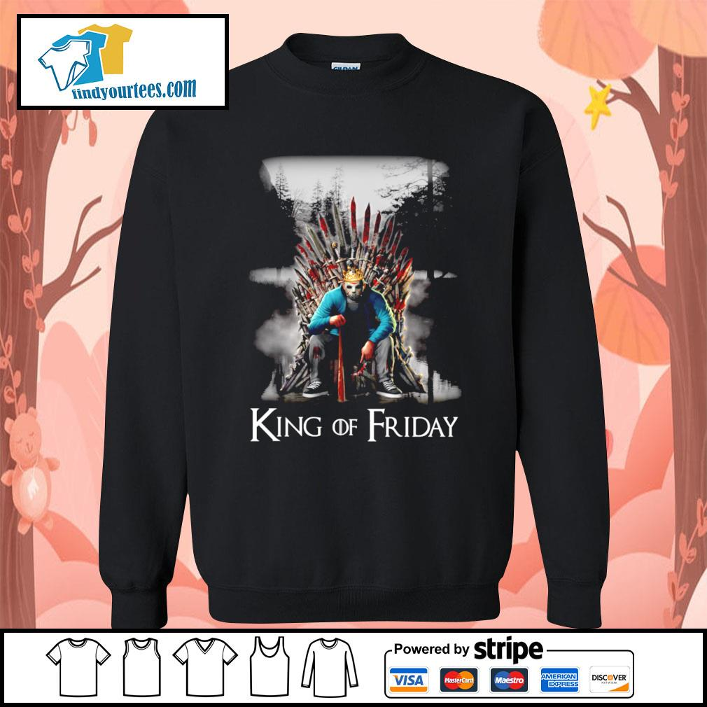Michael Myers King of friday s Sweater