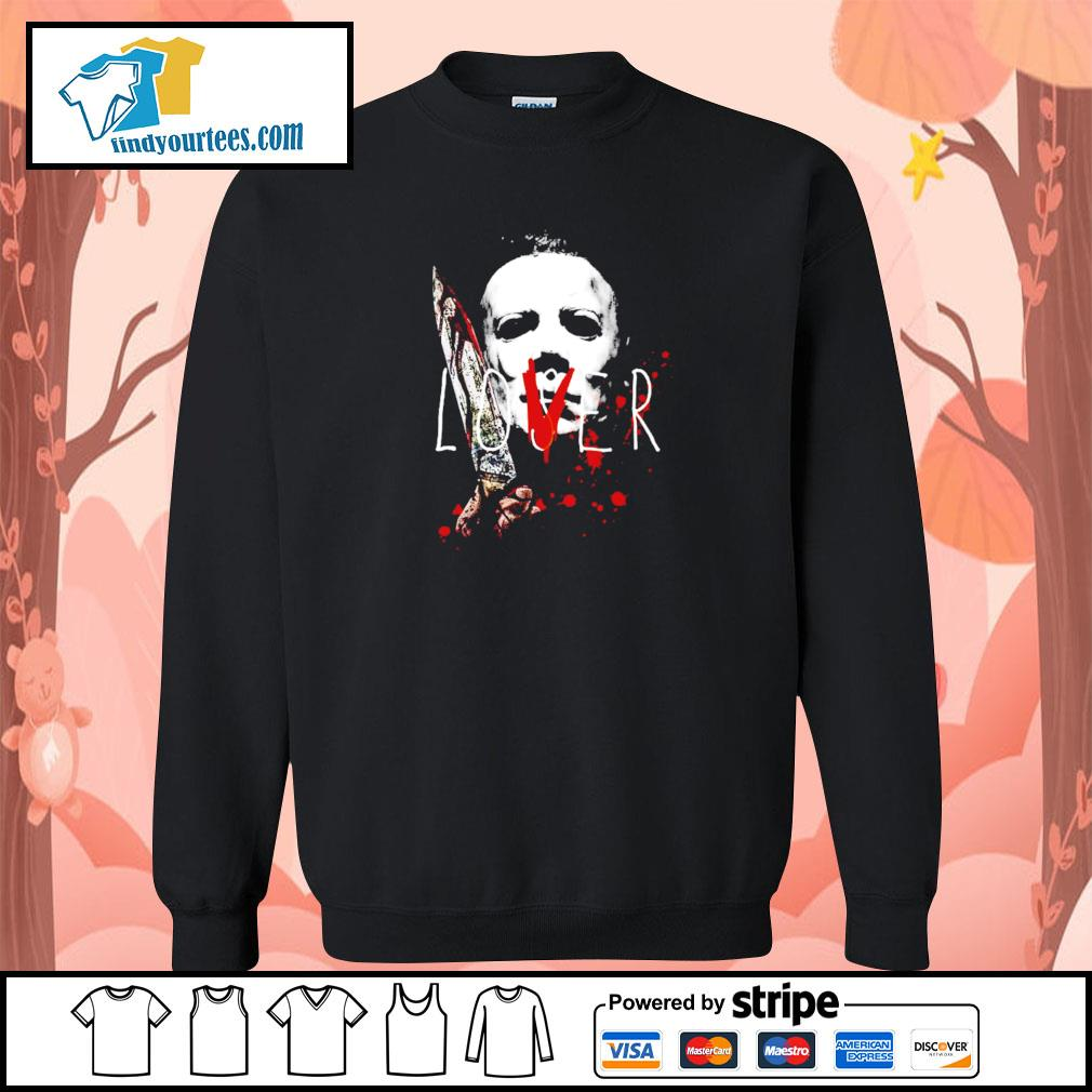 Michael Myers lover murr s sweater