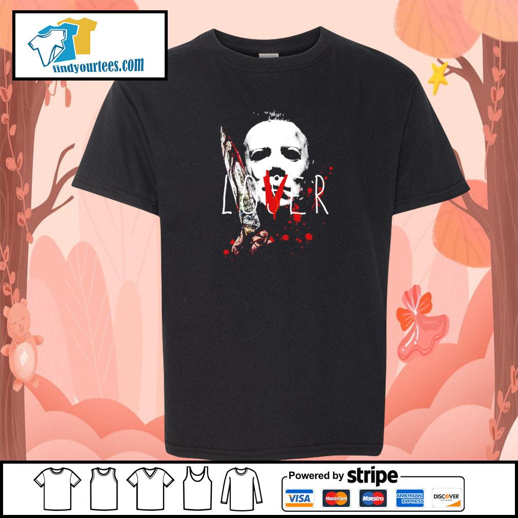 Michael Myers lover murr s youth-tee