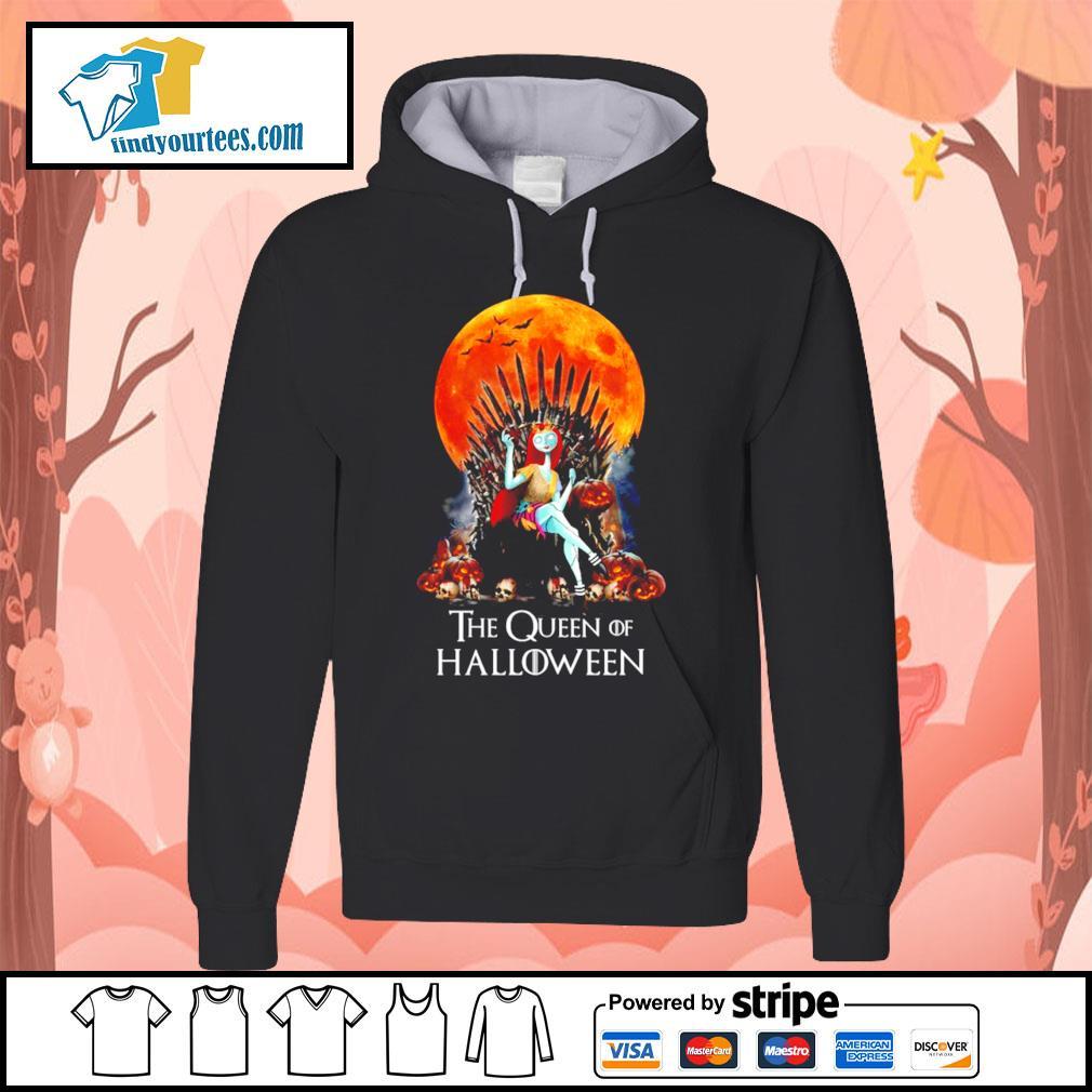 Sally the Queen of Halloween s Hoodie