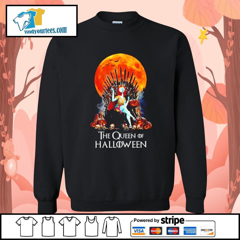Sally the Queen of Halloween s Sweater