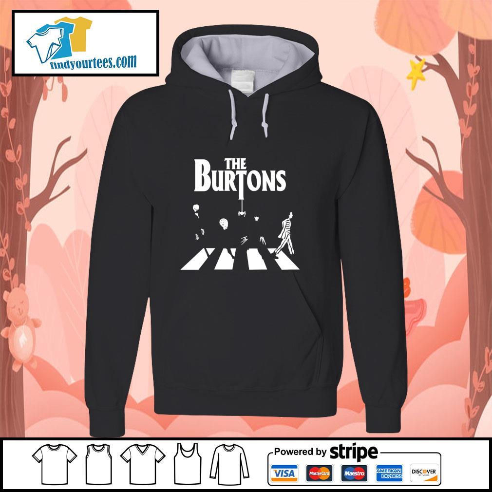The burton abbey road s hoodie