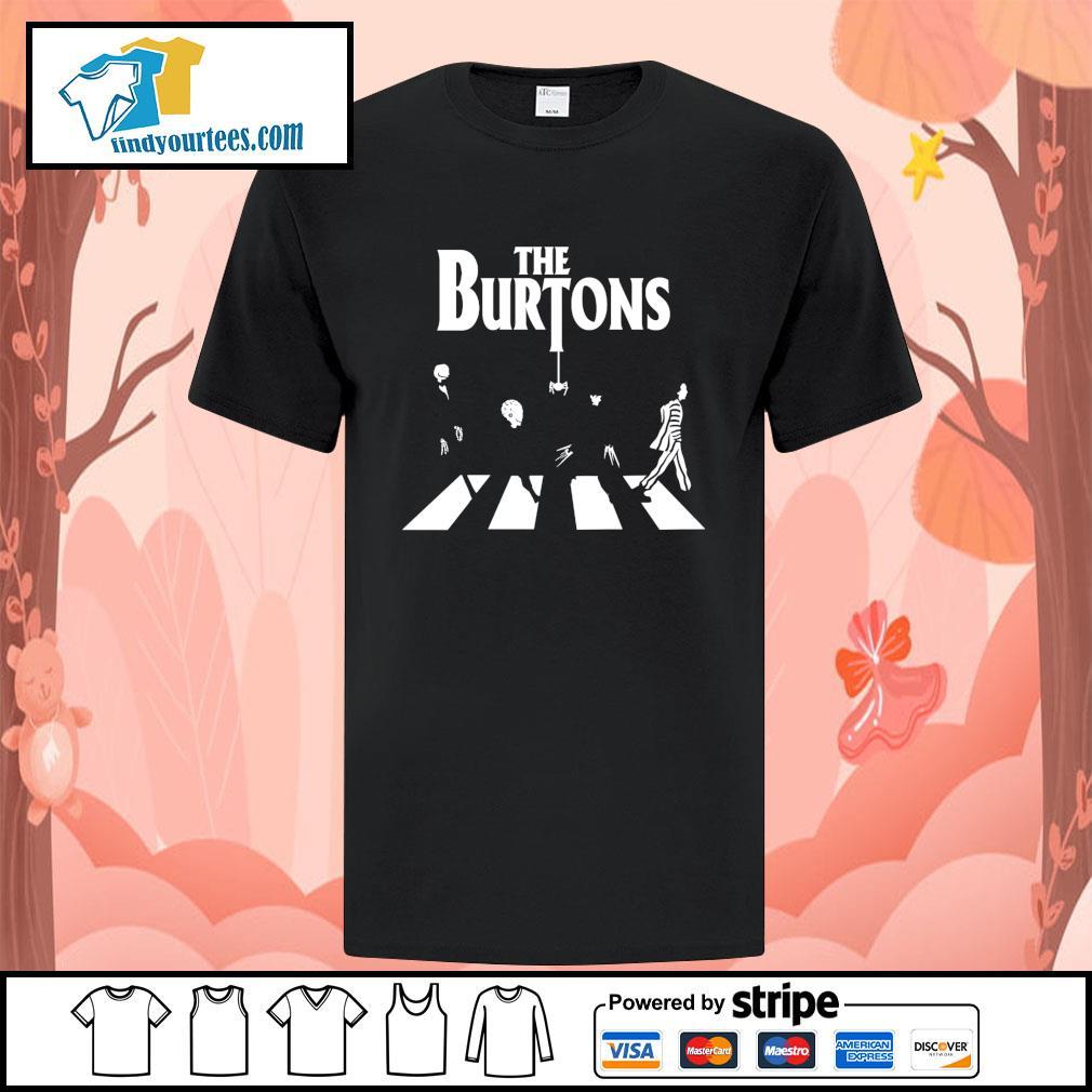 The burton abbey road shirt