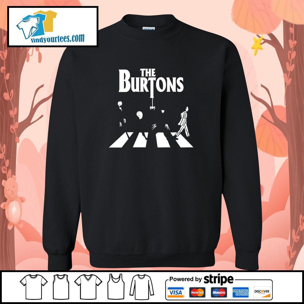 The burton abbey road s sweater