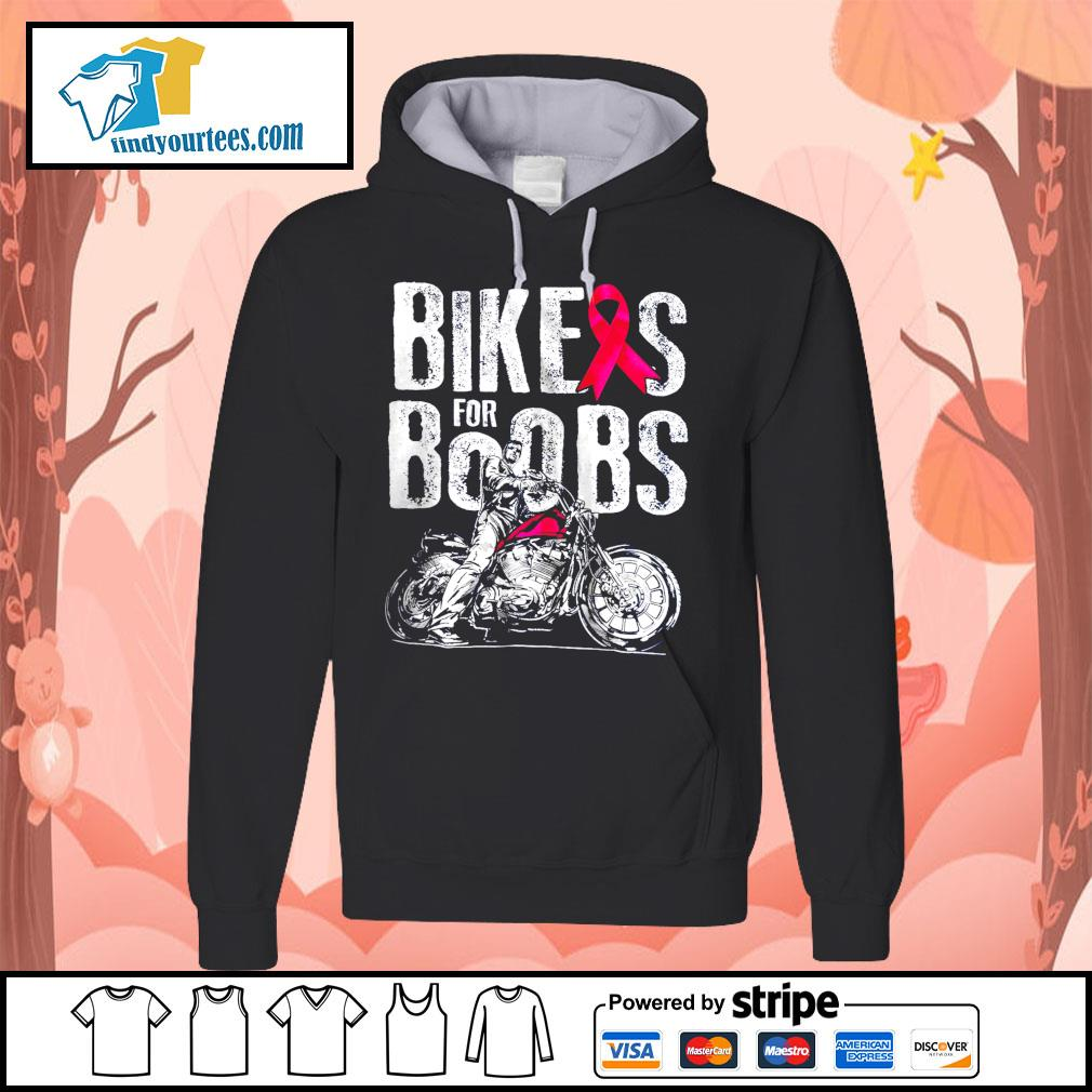 Bikes for boobs s Hoodie