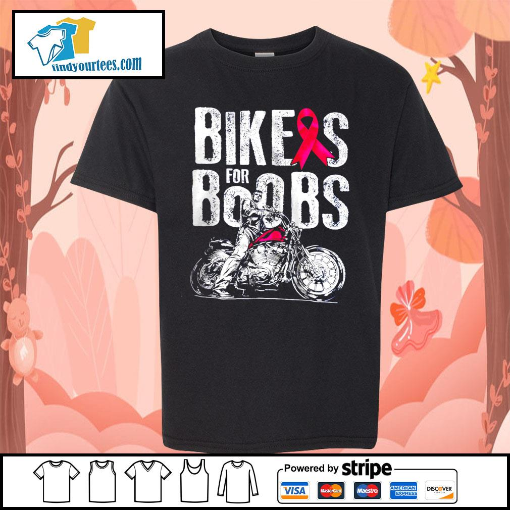 Bikes for boobs s Kid-T-shirt