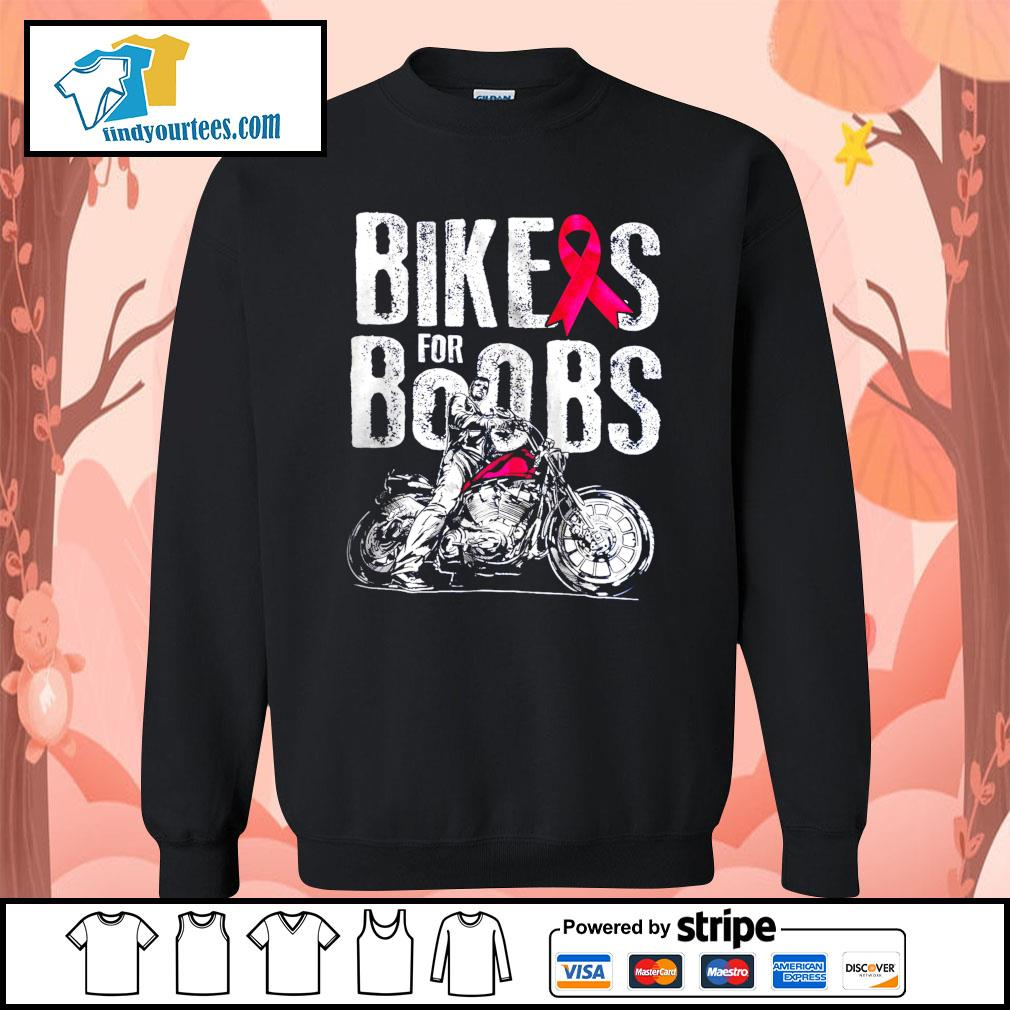 Bikes for boobs s Sweater