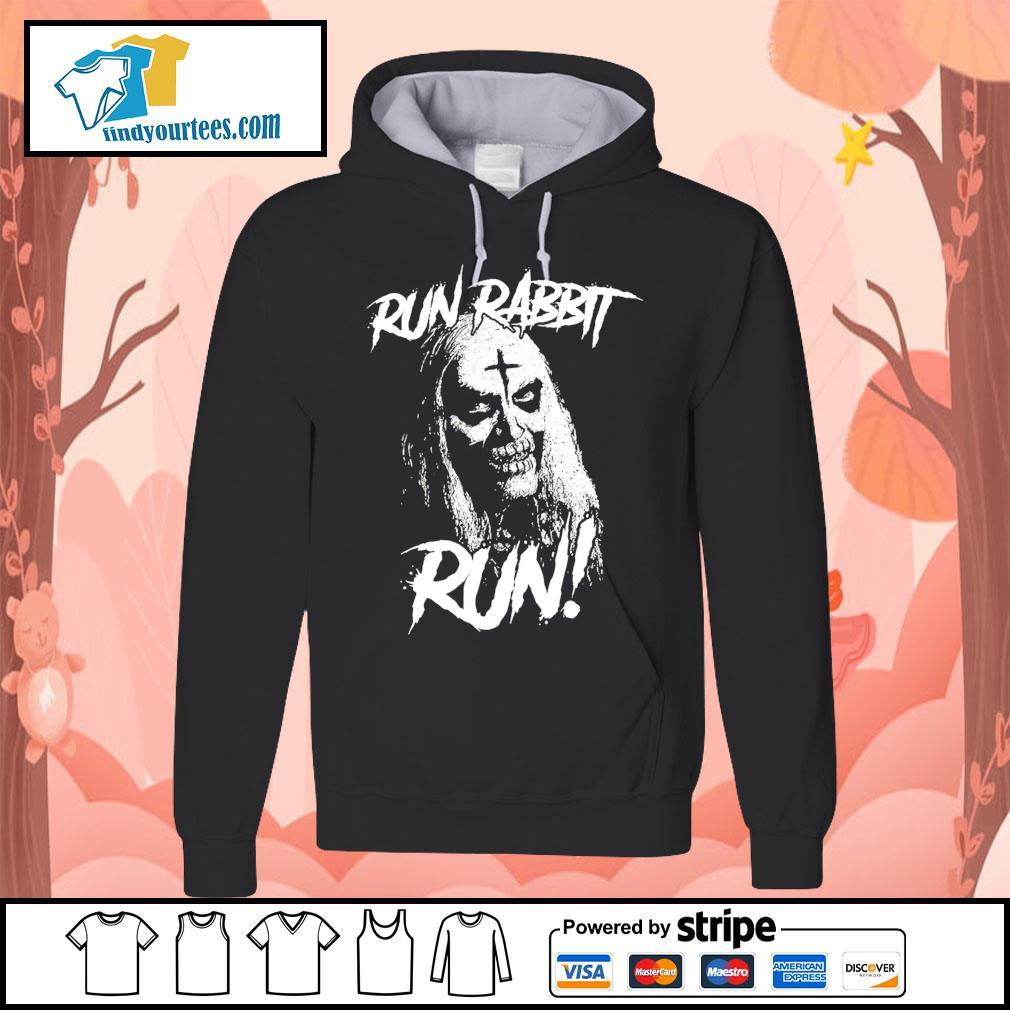 Bill Moseley Run Rabbit Run s Hoodie