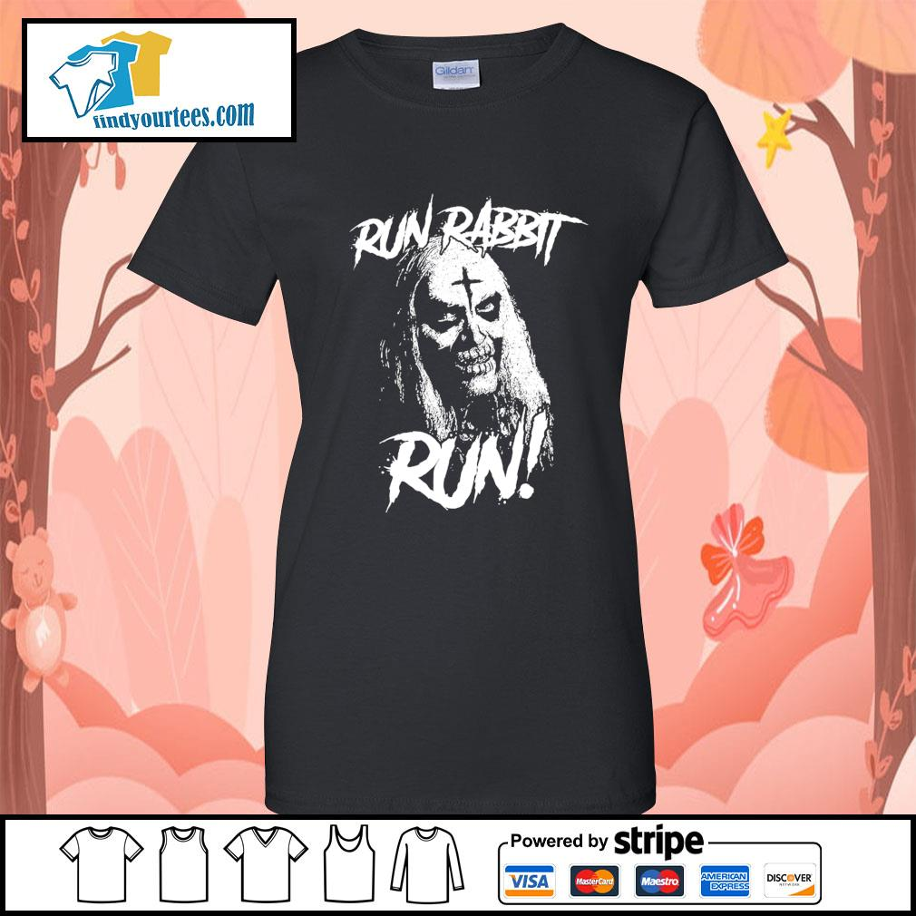 Bill Moseley Run Rabbit Run s Ladies-Tee