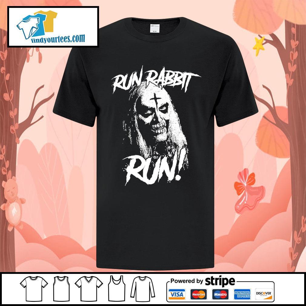 Bill Moseley Run Rabbit Run shirt