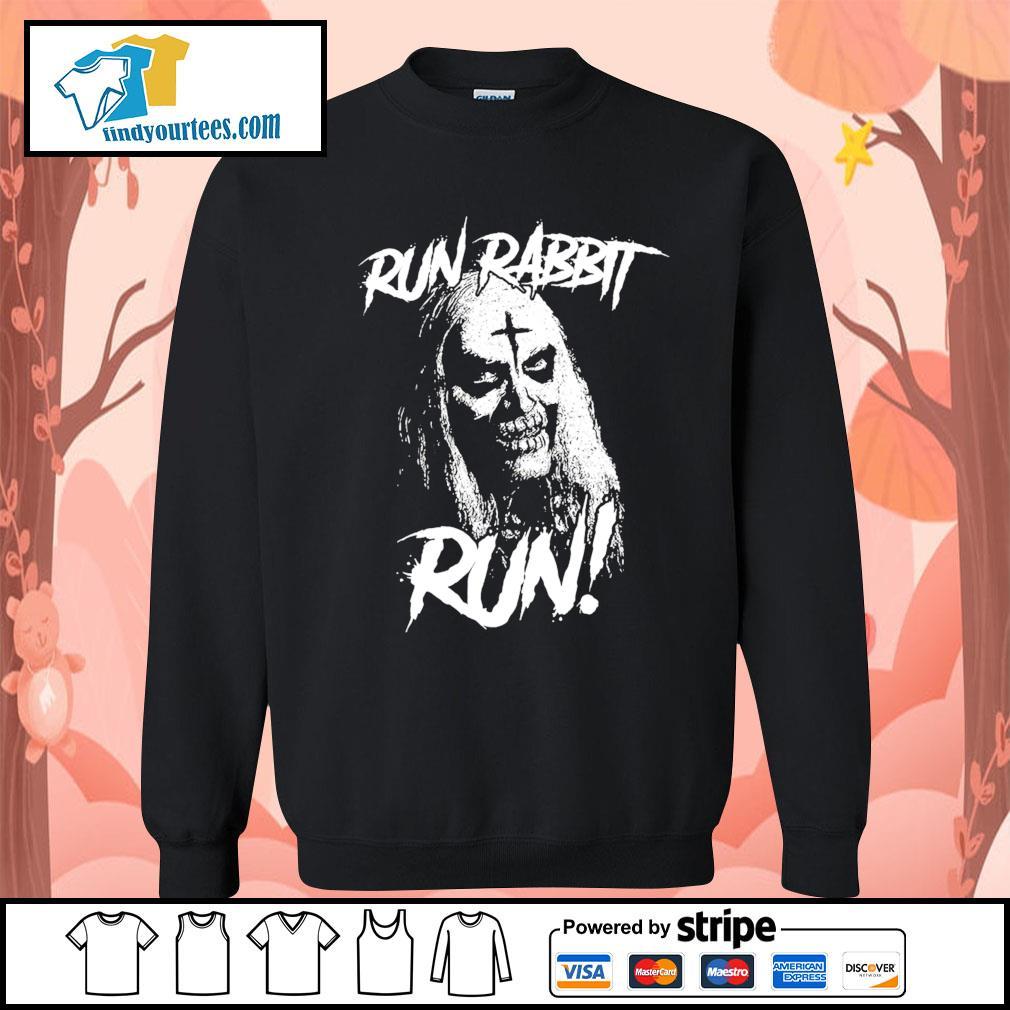 Bill Moseley Run Rabbit Run s Sweater