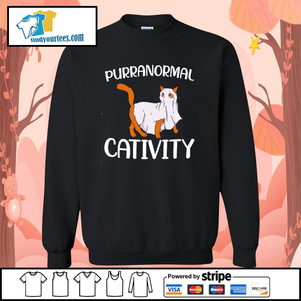 Cat purranormall cativity s Sweater