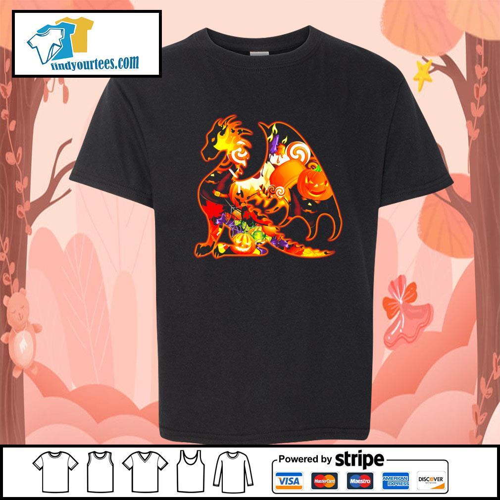 Dragon Happy Halloween s Kid-T-shirt