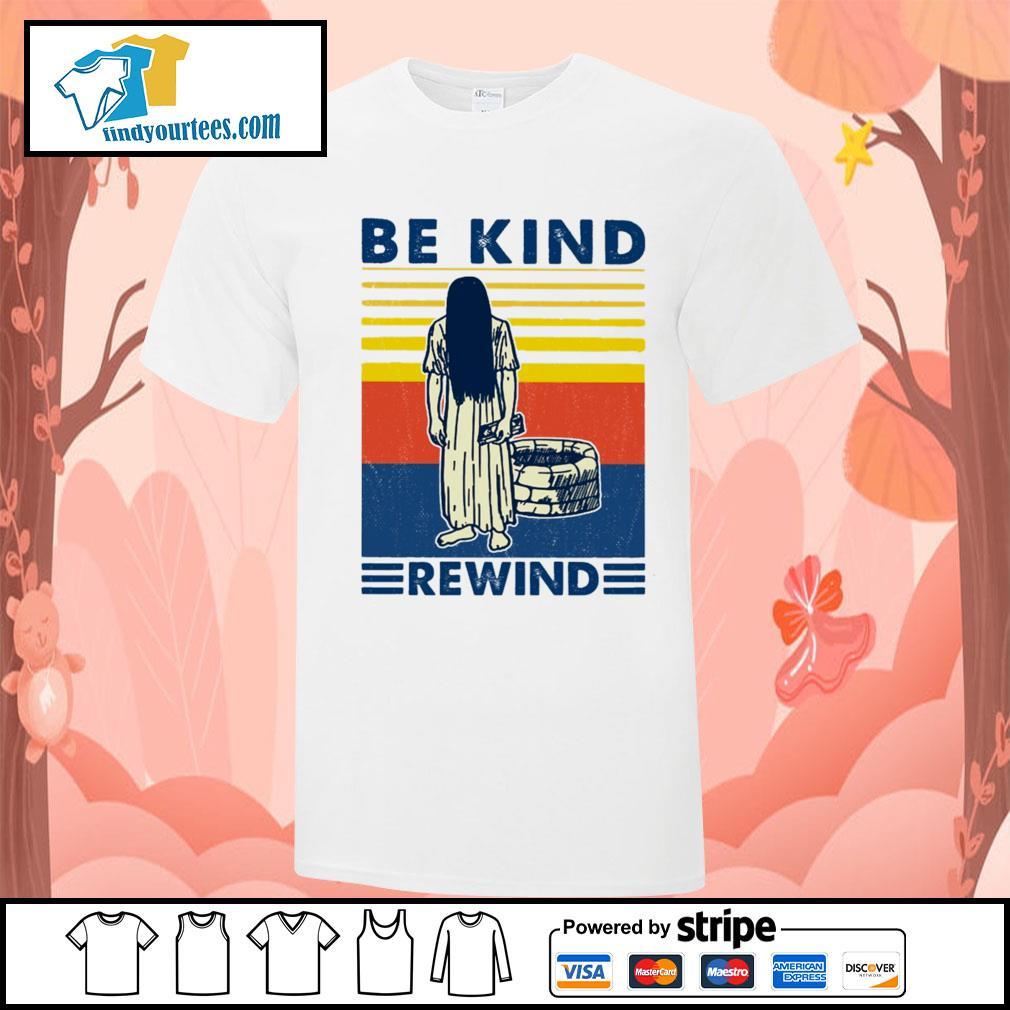 Ghost Be kind rewind vintage shirt