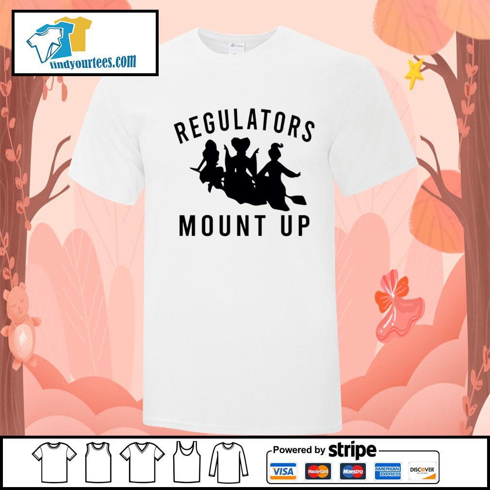 Hocus Pocus Regulators Mount up shirt