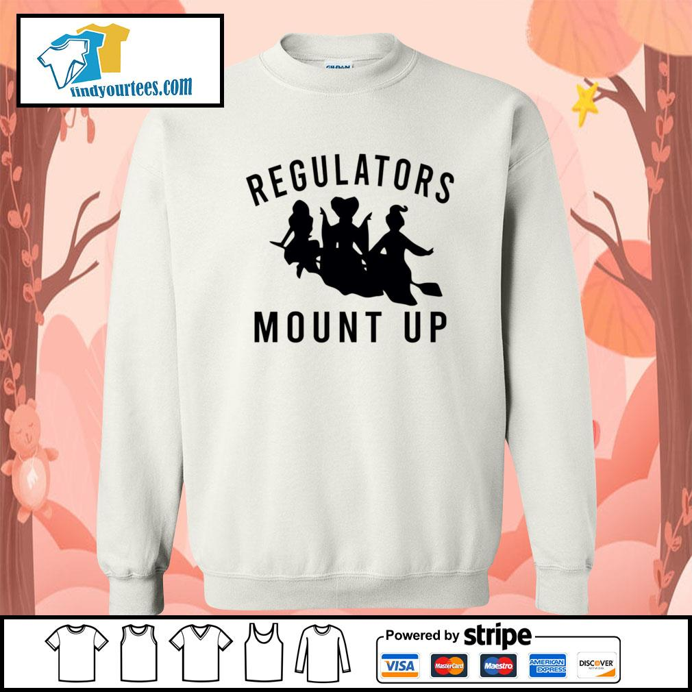 Hocus Pocus Regulators Mount up s Sweater