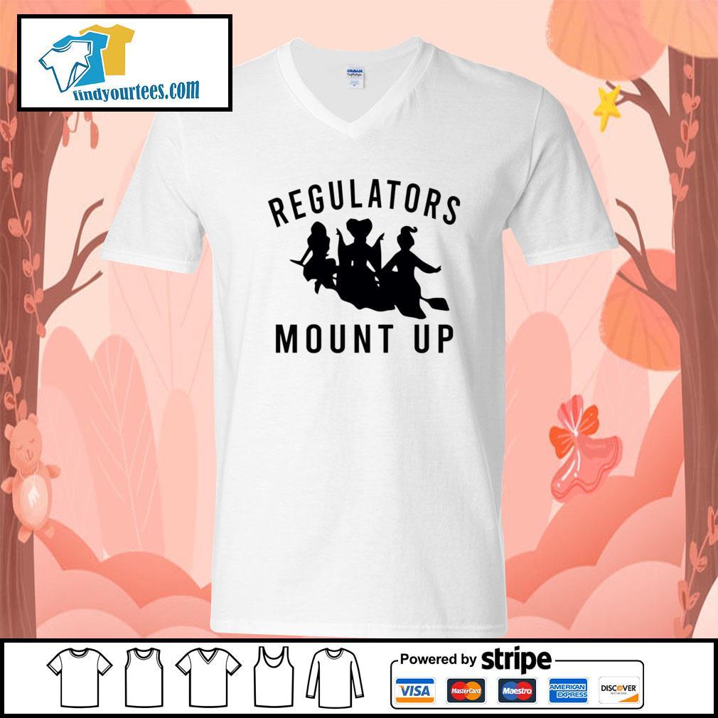 Hocus Pocus Regulators Mount up s V-neck-T-shirt