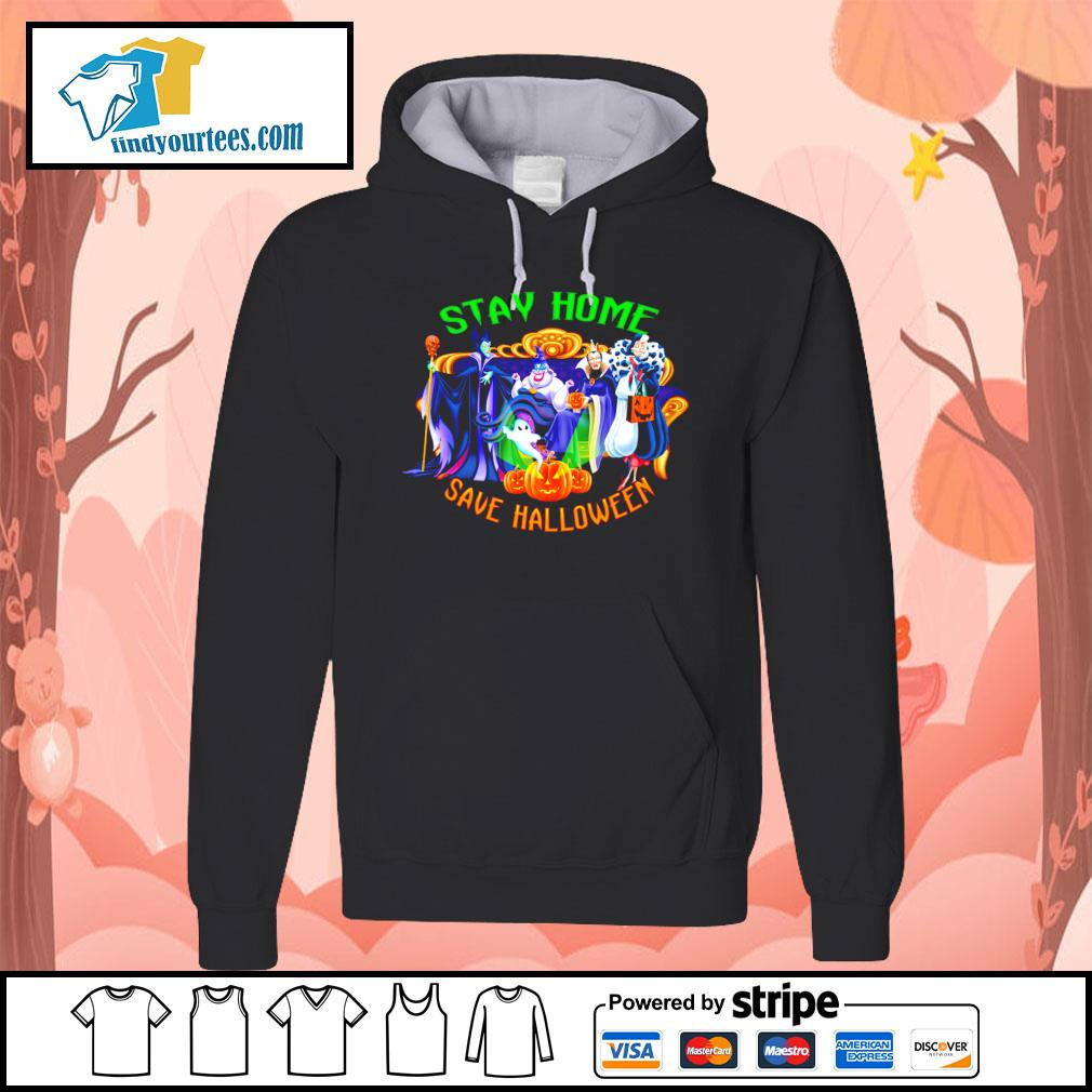 Horror movie characters stay home save Halloween s Hoodie