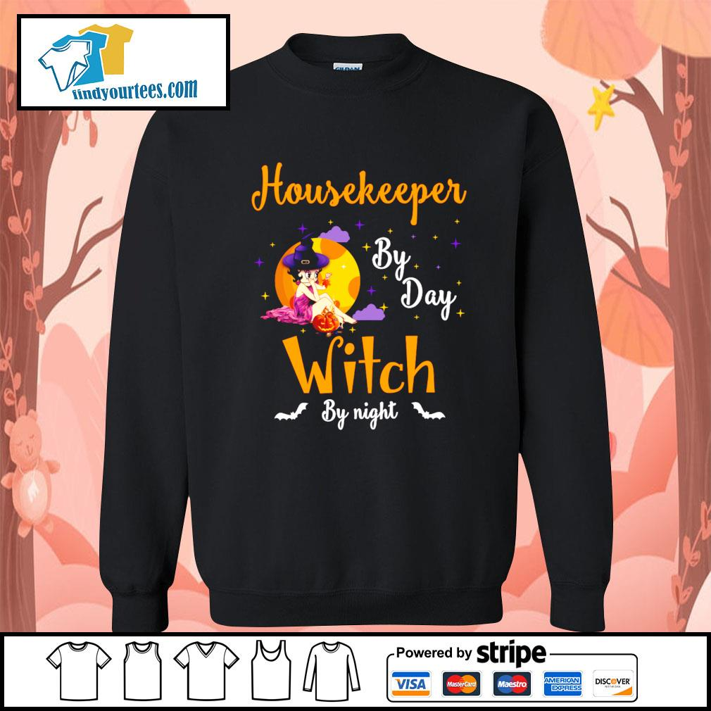 Housekeeper by day witch by night s Sweater