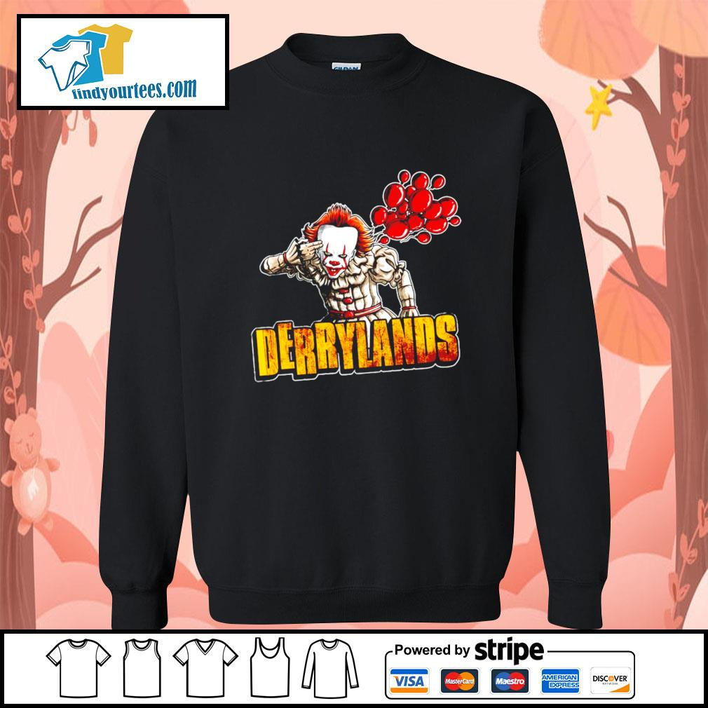 IT Pennywise Derrylands Halloween s Sweater