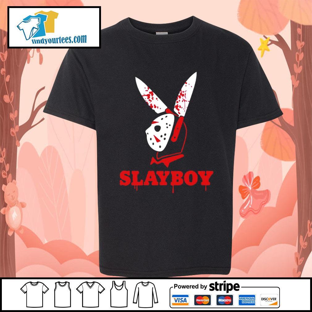 Jason Voorhees Slayboy s Kid-T-shirt