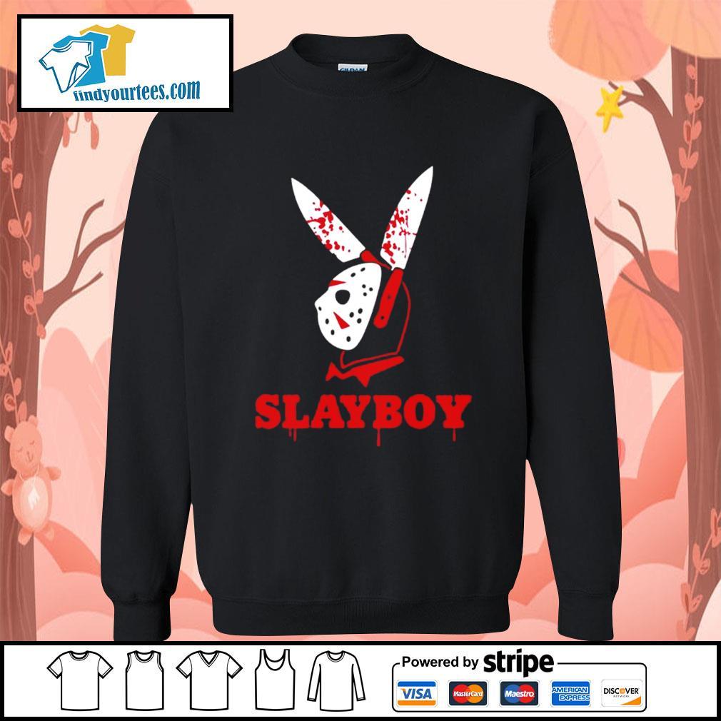 Jason Voorhees Slayboy s Sweater
