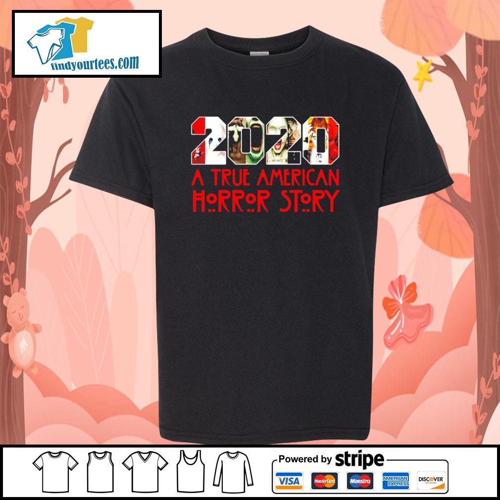KISS 2020 a true American Horror Story s Kid-T-shirt
