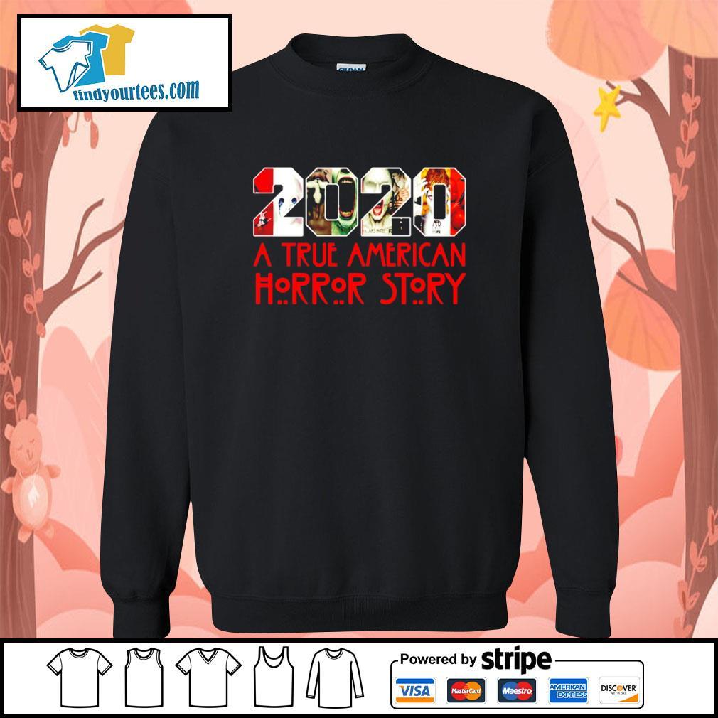 KISS 2020 a true American Horror Story s Sweater