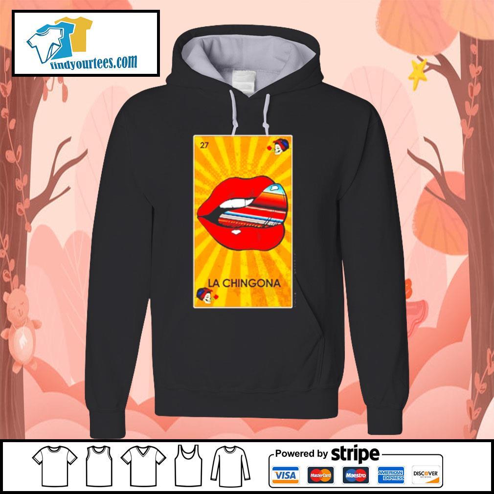 Lip La Chingona OG Ltd s Hoodie