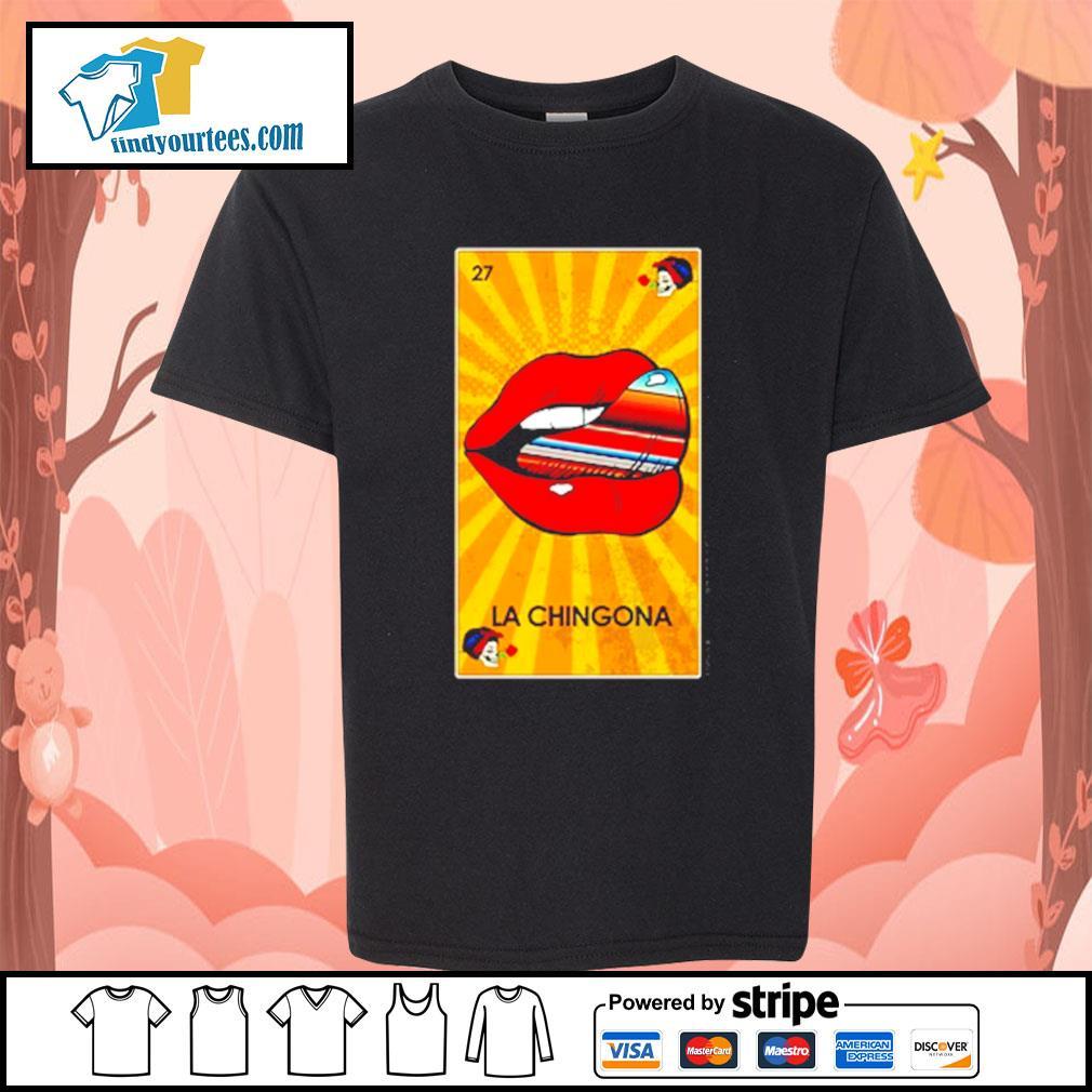 Lip La Chingona OG Ltd s Kid-T-shirt