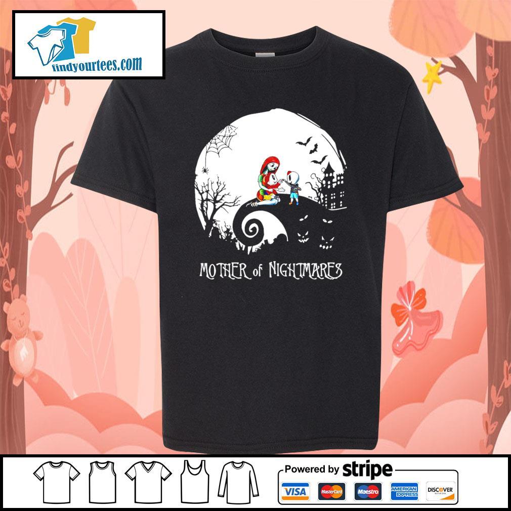 Mother of Nightmares girl and boy Halloween s Kid-T-shirt
