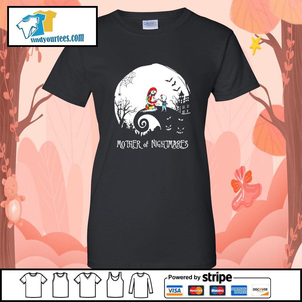 Mother of Nightmares girl and boy Halloween s Ladies-Tee