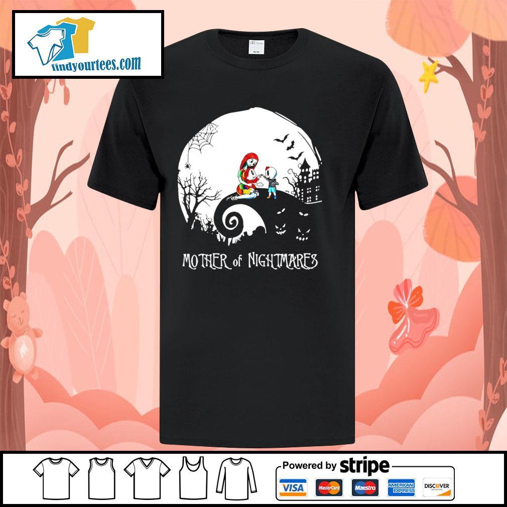 Mother of Nightmares girl and boy Halloween shirt