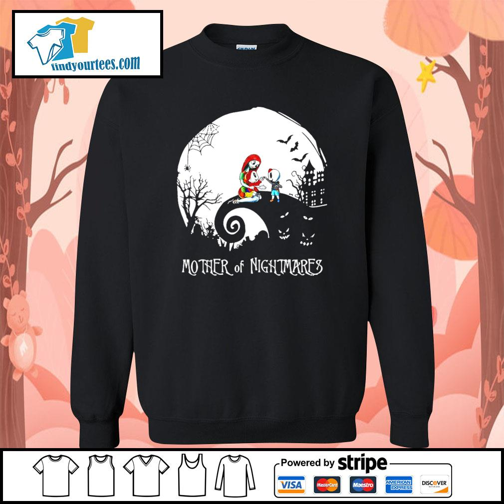 Mother of Nightmares girl and boy Halloween s Sweater