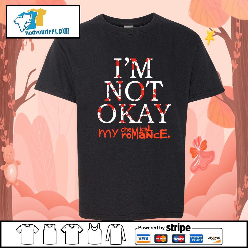 My Chemical Romance I'm Not Okay s Kid-T-shirt