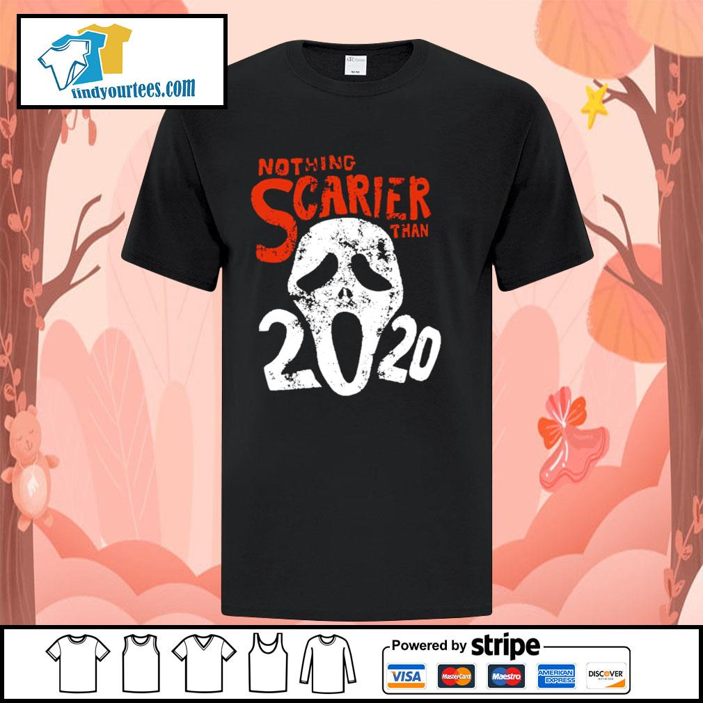 Nothing Scarier than 2020 Halloween shirt