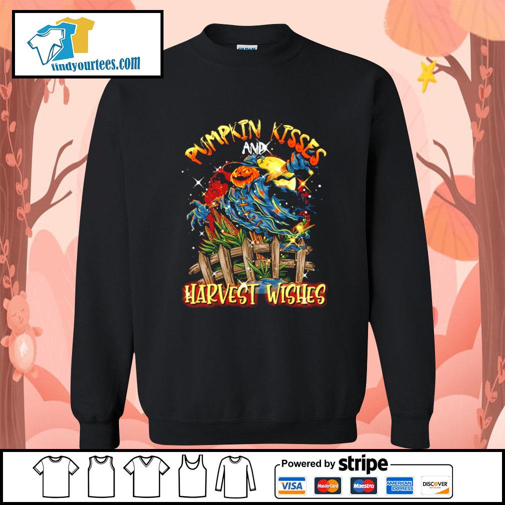Pumpkin kisses and Harvest wishes s Sweater