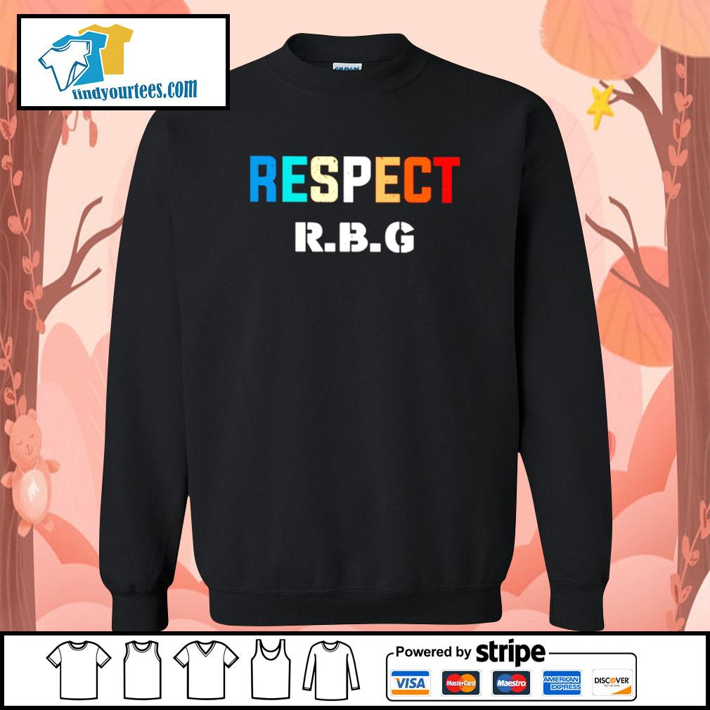 Respect Ruth Bader Ginsburg s Sweater