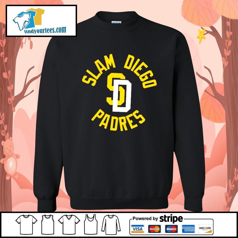 Slam Diego Padres s Sweater
